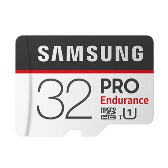 Samsung Pro Endurance 32GB Video Surveillance Micro SD Memory Card